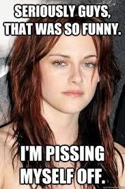 Kristen Stewart Meme - what are the best jokes memes on kristen stewart quora