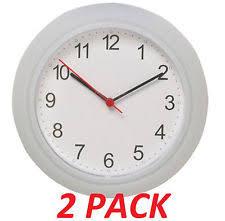 Office Wall Clocks Ikea Plastic Wall Clocks Ebay
