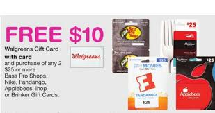 ihop gift cards walgreens 10 moneymaker on gift cards
