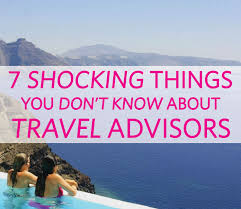 travel advisors images 7 shocking things you don 39 t know about travel advisors brownell jpg