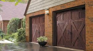 Wood Overhead Doors Wood Amarr Garage Doors