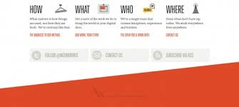 Footer Design Ideas 20 Most Creative Wordpress Footer Designs Examples Wpaisle