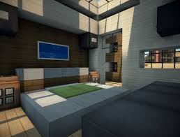 minecraft bedroom ideas pe modern furniture the red engineer how