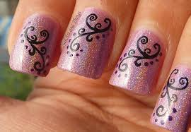 2015 eid special nail art designs latest trend for girls