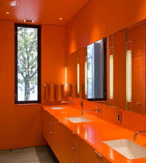 orange bathroom ideas bathroom ideas inspiration