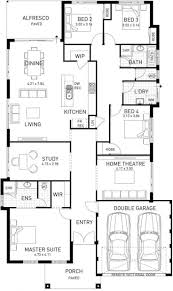 foundation floor plan new hton single storey home design foundation floor plan wa
