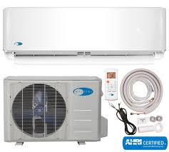 ductless mini split air conditioner msfs 012h23017 01ne whynter mini split inverter ductless air