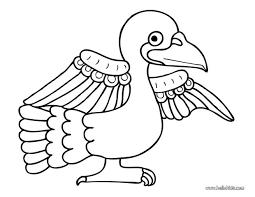 pigeon coloring nice bird coloring sheet original