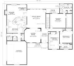 shed home plans two shed dormers add appeal 59426nd architectural designs