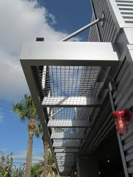 Metal Canopies And Awnings Flat Metal Canopies Baltimore Md Dc U0026 Va
