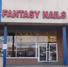 fantasy nails takoma langley