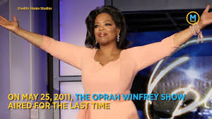On This Day In History Otd The Oprah Winfrey Show Last Episode On This Day In History