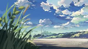 anime scenery empty road hd wallpaper 1920x1080 id 51967