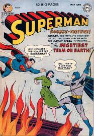 dc histories batman superman u0027s relationship