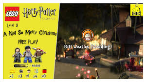 lego harry potter years 5 7 lvl 9 not so merry free