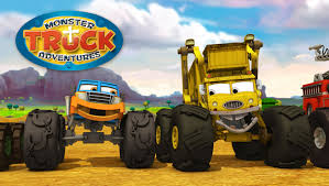 monster truck kids show new shows coming to jellytelly this summer jellytelly parents