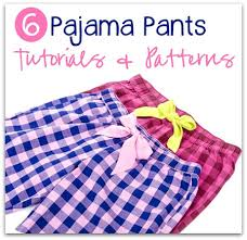 pattern pajama pants pajama pants tutorials lounge pant patterns kidpep