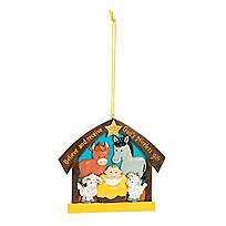 nativity tree ornaments