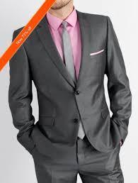 sku la2038 men u0027s charcoal slim fit suit 119 mens discount suits