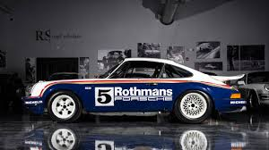 old racing porsche porsche sc rs rally car a tale of two rothmans the drive
