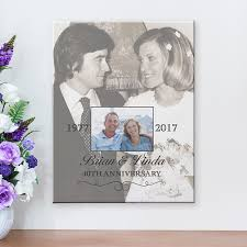 40th wedding anniversary gifts for parents personalized anniversary gifts for parents personal creations