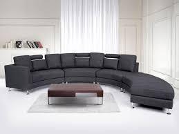 rund sofa sofa grau polstersofa polstercouch rundsofa rotunde