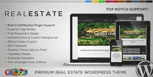 download and review of wp pro real estate 5 responsive wordpress