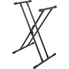 On Stage Keyboard Bench On Stage Stands Deluxe Keyboard X Stand Musician U0027s Friend