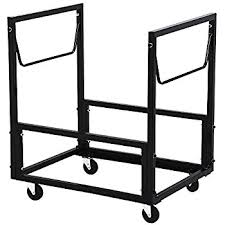 Rolling Beach Chair Cart Amazon Com Lifetime Chair Storage Rolling Cart Other Products