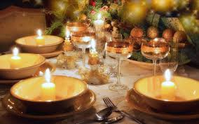 tableware christmas decoration table tableware beige glasses