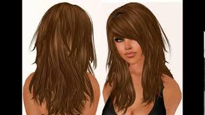 front and back view of hairstyles layered haircuts for long hair front and back view short layered