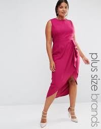 one jumpsuit plus size lace one shoulder maxi dress plus