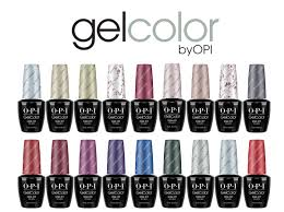 new opi gelcolor holiday collection nail polish trends and