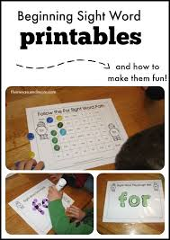 how to make sight word worksheets fun worksheets learning and