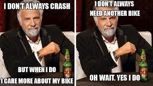 Bike Crash Meme - 50 of the best cycling memes total women s cy