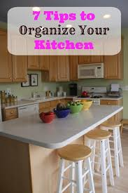 how to set up your kitchen 7 tips to organize your kitchen isavea2z com