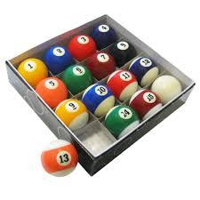 hathaway pool table regulation billiard ball set walmart canada