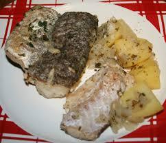 cuisiner le merlu çon de merlu colin au four amafacon