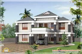 kerala home design for 4 bedroom villa at 1983 sq ft