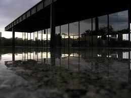 rã der design neue national gallery berlín mies der rohe alemania
