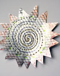 make aluminum ornaments activity education