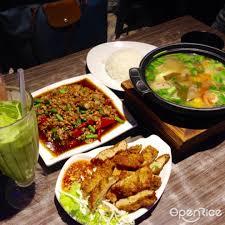 Aroy Dee Thai Kitchen by Aroy Dee Thai Kitchen Thai In Rochor Singapore Openrice Singapore