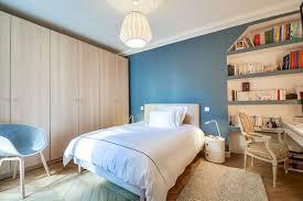 les chambres du glacier un bleu glacier pour moderniser la chambre à coucher chambre