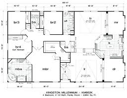 single wide manufactured homes floor plans mobile homes floor plans welee me