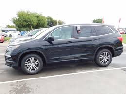 2017 new honda pilot ex l w res awd at honda of fayetteville