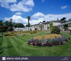 Bicton Park Botanical Gardens The Italian Garden In Bicton Park Botanical Gardens Near Budleigh