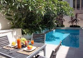 backyard swimming pools and small ponds beautiful backyard ideas