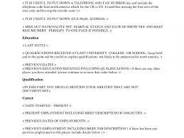 enjoyable standard resume format 1 standard resume format in us