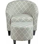 ottoman and accent chair accent chairs with ottomans