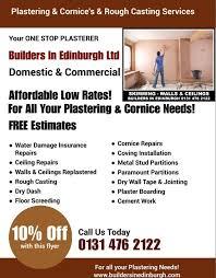 Cornice Repairs Plasterers Edinburgh Local Edinburgh Plasterers 0131 476 2122